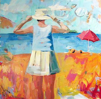 Lightness of Being by Marianne  Gargour