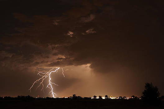 Lightning 11 by Jennifer Brindley