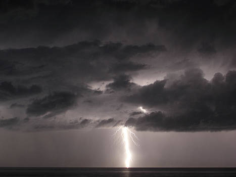 Lightning by Alison Quine