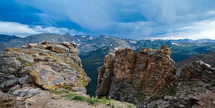 Adam Pender - Lightning in Rocky Mountain