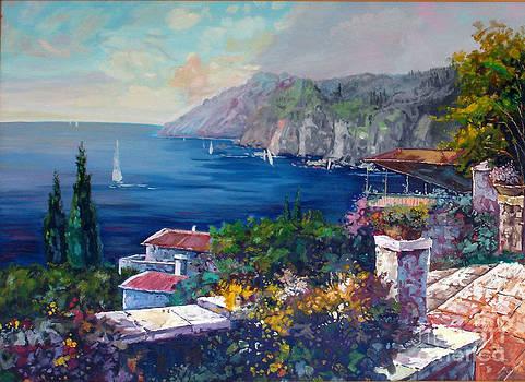 Like a fairytale - detail one by Kostas Dendrinos