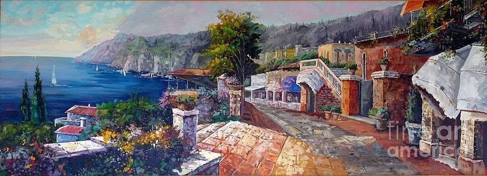Like a fairytale by Kostas Dendrinos