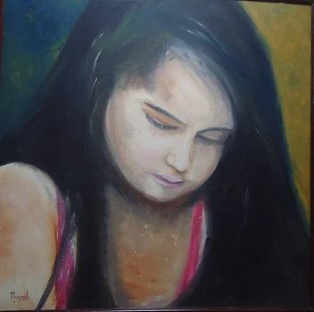 Lil Girl by Navjeet Gill