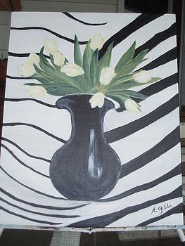 Lillies by Arlene Gibbs