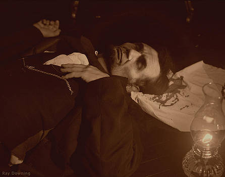 Lincoln Shot by Ray Downing