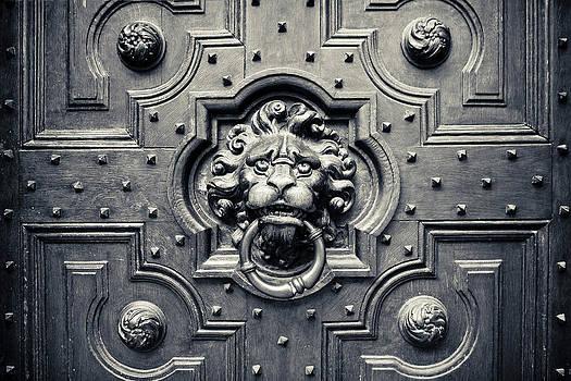 Adam Romanowicz - Lion Head Door Knocker
