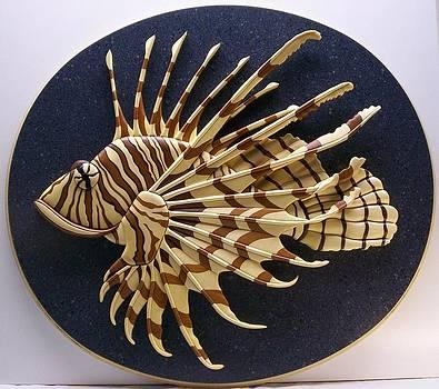 Lionfish by Annja Starrett