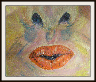 Lips by Foqia Zafar