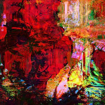 Liquid Paint by Fania Simon