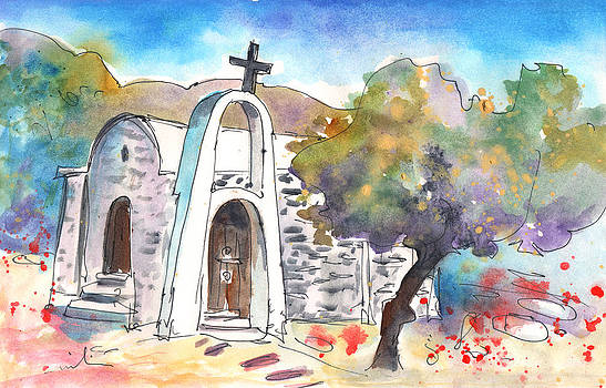 Miki De Goodaboom - Little Church in Elounda