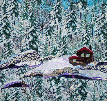 Little House In the Woods by Maureen Wartski