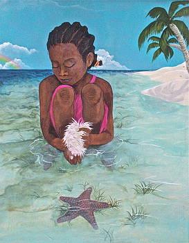 Little Island Girl by Teresa Grace Mock