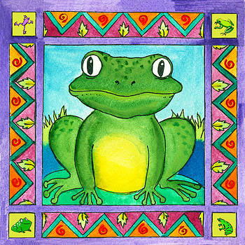 Little Toad by Pamela  Corwin