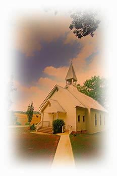 Randall Branham - LITTLE WHITE CHURCH IN THE DELL