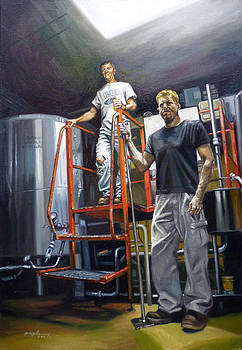 Live Oak Brewing Company Austin Texas by Gregg Hinlicky