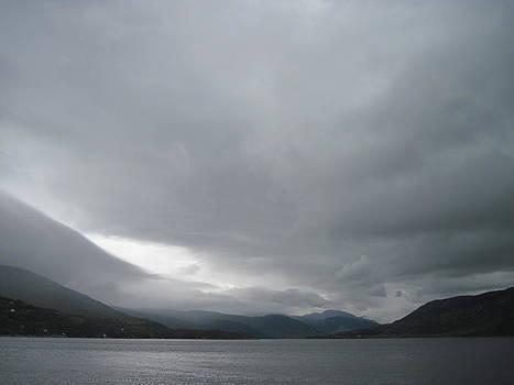 Loch Broom from Ullapool by Jennifer Watson