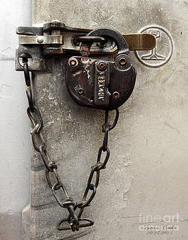 Lock On Track Power Box by Lawrence Costales