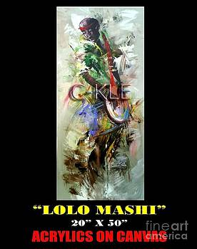 Lolo Mashi by Clement Martey