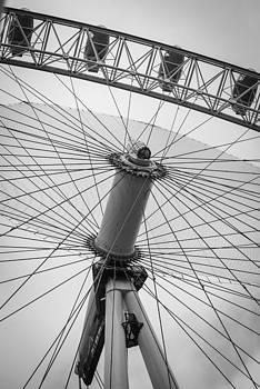 London Eye by Jen Morrison