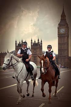 Svetlana Sewell - London Police