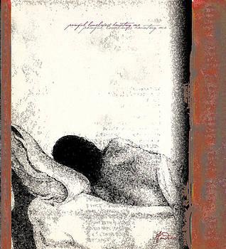 Loneliness by Andrea Ribeiro