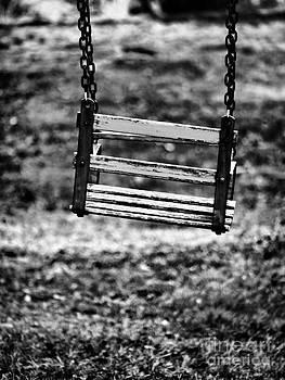 Lonely Swing by Nancie DeMellia