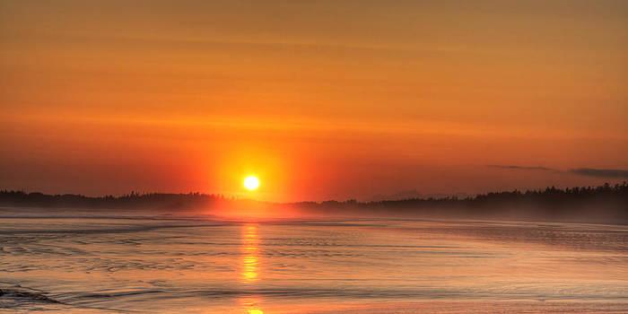 Matt Dobson - Long Beach Sunset