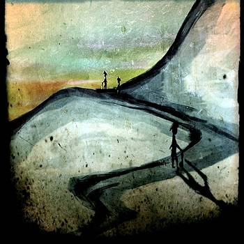 Long Walk Home II by Betsey Walker Culliton