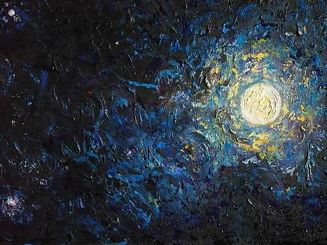 Loony Moon by Ericka Herazo