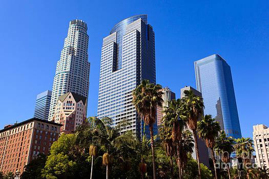 Paul Velgos - Los Angeles Downtown Office Buildings