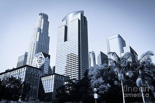 Paul Velgos - Los Angeles Downtown Skyscrapers