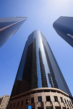 Paul Velgos - Los Angeles Skyscraper Buildings