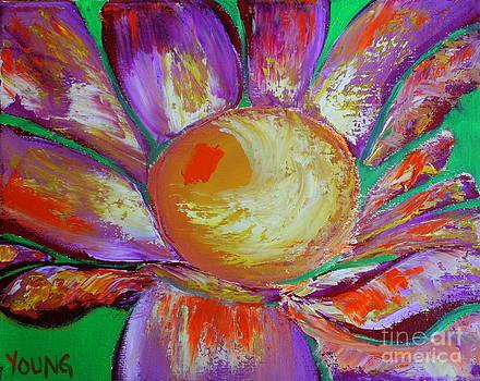 Lotus by Ellen Young