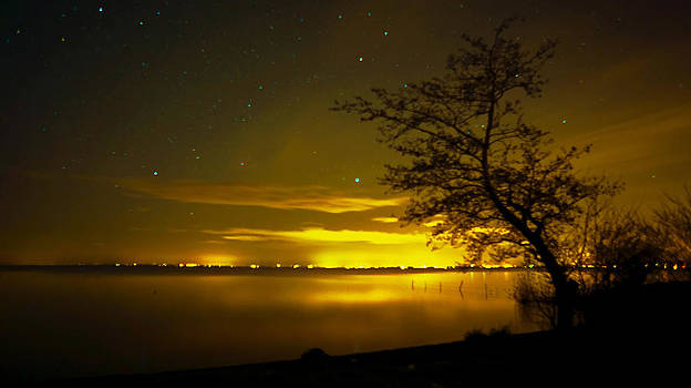 Loughneagh Midnight Magic by Kim Shatwell-Irishphotographer