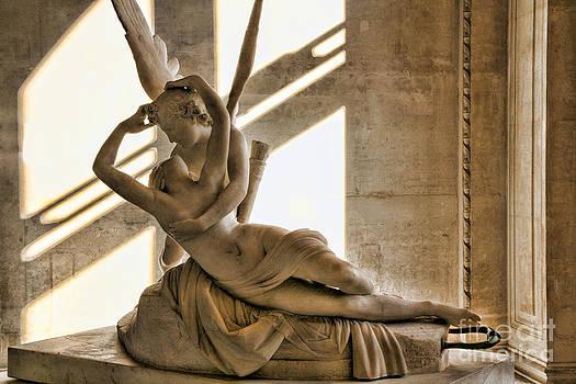 Chuck Kuhn - Louvre Sculpture I
