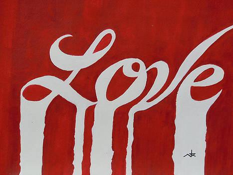 Love by Art King