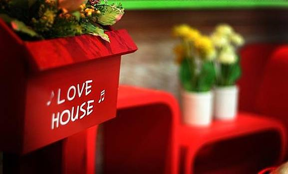 Love House by Sunkies Fang