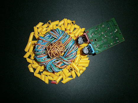 Love In Electronic World  by Adam Wai Hou