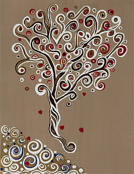 Love Tree by Rene LeGrue