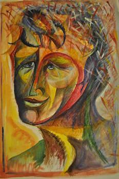 Loved Face by Valeria Giunta