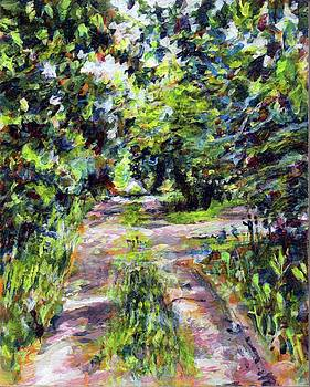 Lovers' Lane by Michael Gaudet