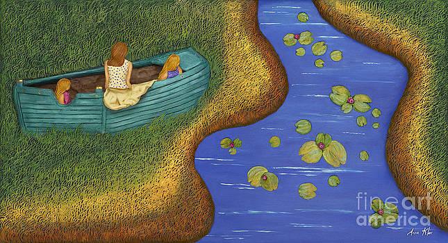 Low Tide by Anne Klar