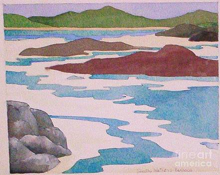 Low Tide by Dorothy Watkeys Barberis