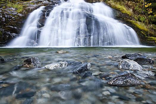 Lower Exstew Falls by Brandon Broderick