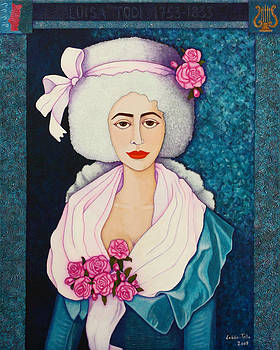 Madalena Lobao-Tello - Luisa Todi - Remembered across the centuries