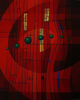 Luminous Symphony by Alberto D-Assumpcao