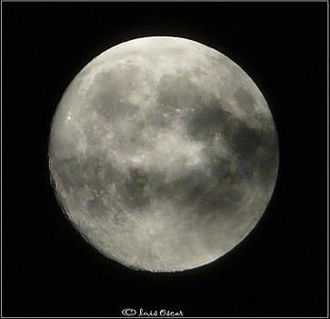 Luna by Luis oscar Sanchez