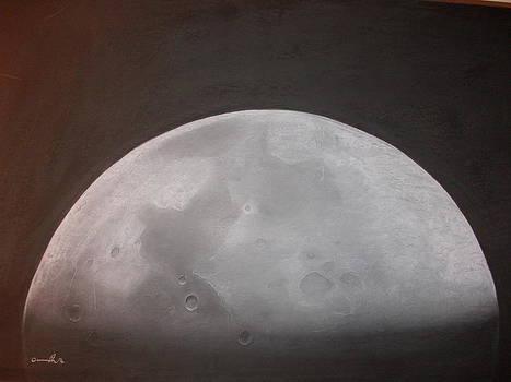 Lunar by Adrian Pickett Jr