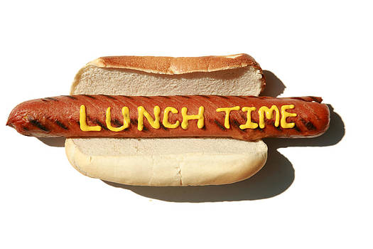 Michael Ledray - Lunch Time