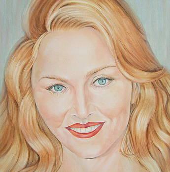 Madonna by Nasko Dimov